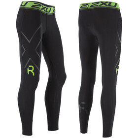 2XU Refresh Recovery Collant Femme, black/nero